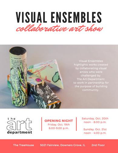 Visual Ensembles Promo Flyer (1) 4