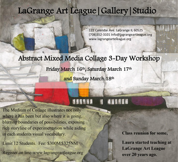 LaGrange Art League March 2018